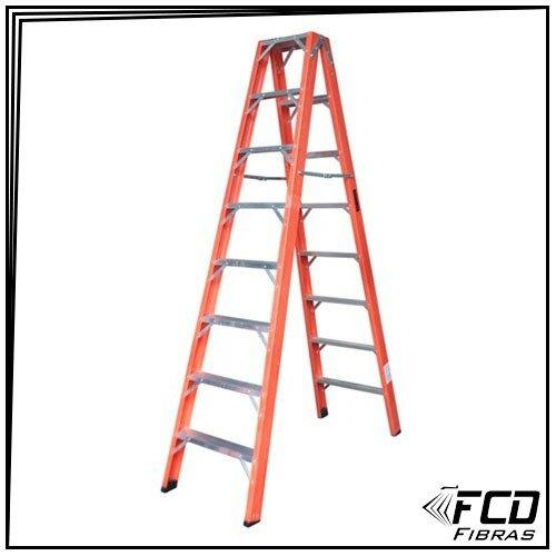 Escada de fibra de vidro em fortaleza