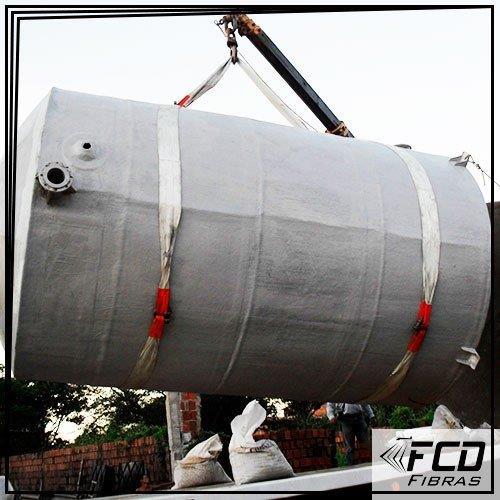 Fábrica de tanque de fibra de vidro