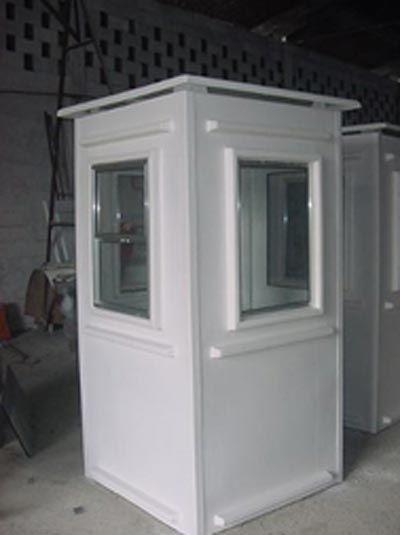 Banheiros químicos de fibra de vidro