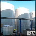 Reservatório em fibra de vidro prfv