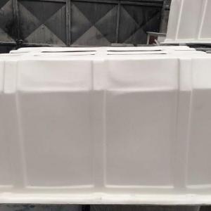 Caixa de ar condicionado em fibra de vidro