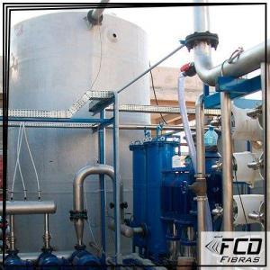 Fabrica de tanque de fibra de vidro