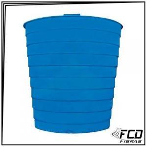 Reservatório fibra vidro 15000 litros